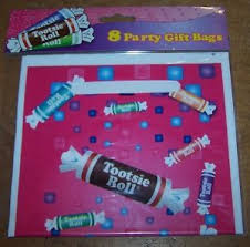 candyland party supplies lot of 96 tootsie roll treat bags candyland party supplies loot