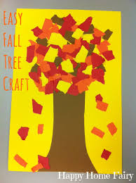 fall tree crafts for preschoolers ye craft ideas