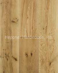 Prefinished White Oak Flooring Heppner Hardwoods Inc Hh 300 S Collection