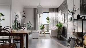 scandinavian homes interiors scandinavian home design with gray and white decor