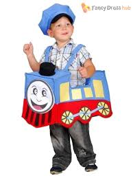 Train Halloween Costume Toddler Boys Train Costume Childs Engine Thomas Fancy Dress Toddler Book