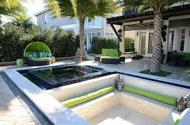 Backyard Sitting Area Ideas Sunken Seating Areas That Spark Conversations