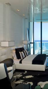 Bedroom Wall Decorations Modern 195 Best Black U0026 White Interior Images On Pinterest Home Black