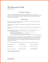 A Resume Format For A Job by Examples Of Resumes Sample Of Job Resume Format Sample Resumes