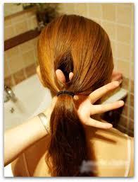 tutorial sirkam rambut panjang kanubeea hair clip kreasi cepol cantik untuk rambut panjang lurus