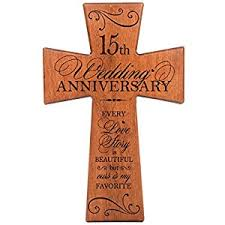 15th wedding anniversary gifts 15th wedding anniversary gift for cherry wood