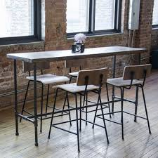 Espresso Bistro Table Wood Goods Dining Table Top Finish Espresso Size 30 H X