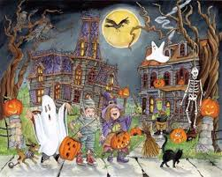 30 Best Halloween Trick Or Treats Images On Pinterest 18 Best Holiday Halloween Images On Pinterest Jigsaw Puzzles