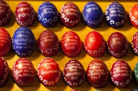 easter eggs history origin symbolism and traditions photos
