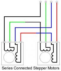 z axis stepper motor series connected splitter board rigidwiki