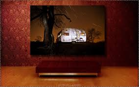 canvas gallery wrap night time photography stars long exposure canvas gallery wrap night time photography stars long exposure orange camper