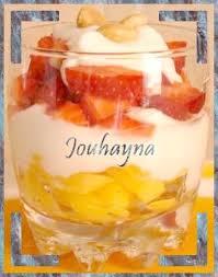 cuisine de a a z verrine verrine yaourt fruits photo de mes photos des recettes la