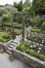 Landscaping Ideas For Sloped Backyard Sloped Landscape Design Ideas Designrulz Best Landscaping A Slope