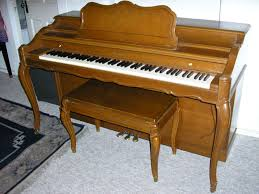 Baldwin Piano Bench - 1958 baldwin acrosonic spinet piano