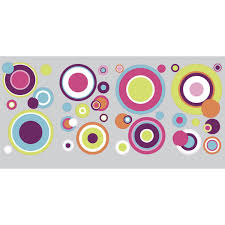amazon com roommates rmk2245scs crazy dots peel and stick wall amazon com roommates rmk2245scs crazy dots peel and stick wall decals home improvement
