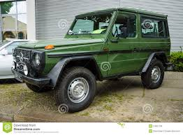 mercedes size suv size luxury suv mercedes 230ge w460 editorial stock