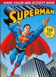 superman super books novels guides u0026 coloring sticker books