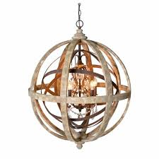 Big Iron Chandelier Chandeliers Glamorous Sphere Chandelier Wooden Orb Chandelier