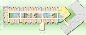 drug rehabilitation center floor plan retirement home design plans homes floor plans