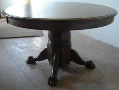 Refinishing A Kitchen Table by Idea For Refinishing Great Grandma U0027s Oak Table Home Sweet Home