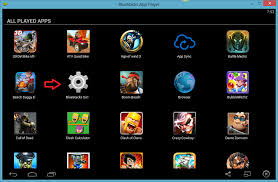 bluestacks settings how to import contact in bluestack contact list androbuzz