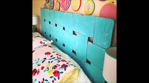 diy headboards 10 cool diy headboard ideas youtube