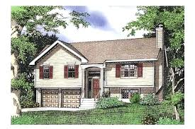 bi level home plans small bi level house plans home plan square foot 3 bedroom 2