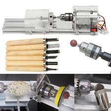 Woodworking Machinery For Sale Ebay by Mini Wood Lathe Lathes Ebay