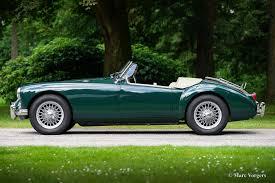 mg mga 1500 roadster 1955 classicargarage de