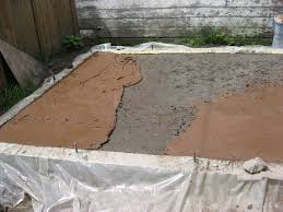top soil cement patio home style tips top under soil cement patio