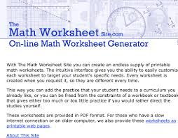 great and quick math worksheets with answer keys
