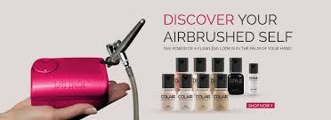 airbrush makeup u2013 flawless airbrush makeup by dinair