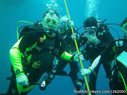 Scuba snorkeling vacations realadventures