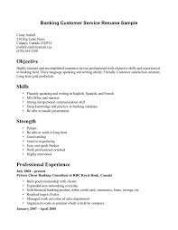 ideas of customer service resume sample canada on format layout