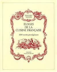 de la cuisine eloges de la cuisine í pdf read by edouard nignon