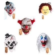 Scary Clown Halloween Costumes Men Popular Halloween Clown Props Buy Cheap Halloween Clown Props Lots