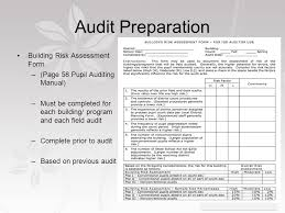 Desk Audit Definition Intro To Pupil Auditing Rob Dickinson Mpaaa And Barbette Lane