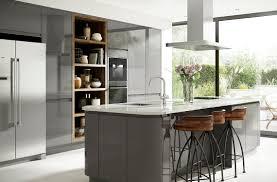 holborn grey gloss kitchen modern range benchmarx