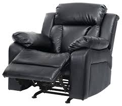 Faux Leather Recliner Faux Leather Recliner Home Furnishings