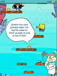 doodle jump ios doodle jump spongebob squarepants review hd ios android
