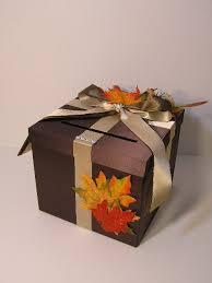 gift card wedding gift fall wedding card box gift card box money box holder customize
