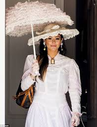 snooki and jwoww dress as victorian ladies in new jersey daily