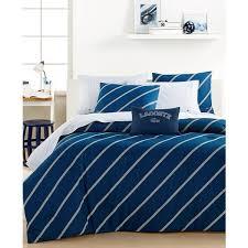 Navy Stripe Comforter Set Best 25 Modern Comforter Sets Ideas On Pinterest White