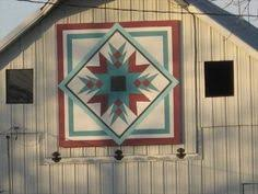 How To Make A Barn Quilt Almost Finished With My First Barn Quilt Mariner U0027s Compass