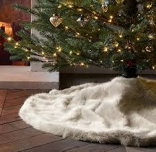 faux fur tree skirt faux fur tree skirt