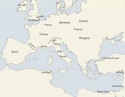 Europe Map Blank by 8grd Outline Maps Littleschoolhouseinthesuburbs Com