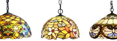 Quoizel Glenhaven Table Lamp Stained Glass Hanging Lights With Dragonfly Pattern Tiffany