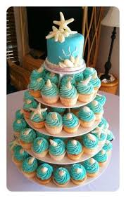turquoise u0026 silver wedding cupcakes for lucy and jamie