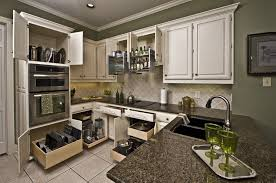 White Kitchen Cabinets With Gray Granite Countertops Cabinets U0026 Drawer White Flat Pull Out Shelves Kitchen Cabinets