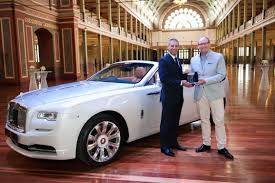 rolls royce dealership new dawn for rolls royce motor cars in melbourne